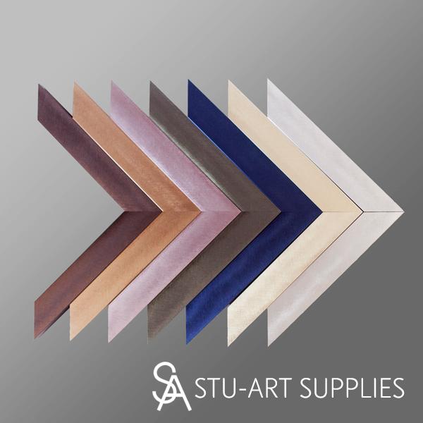 Nielsen metal frames @ Stu-Art Supplie ss