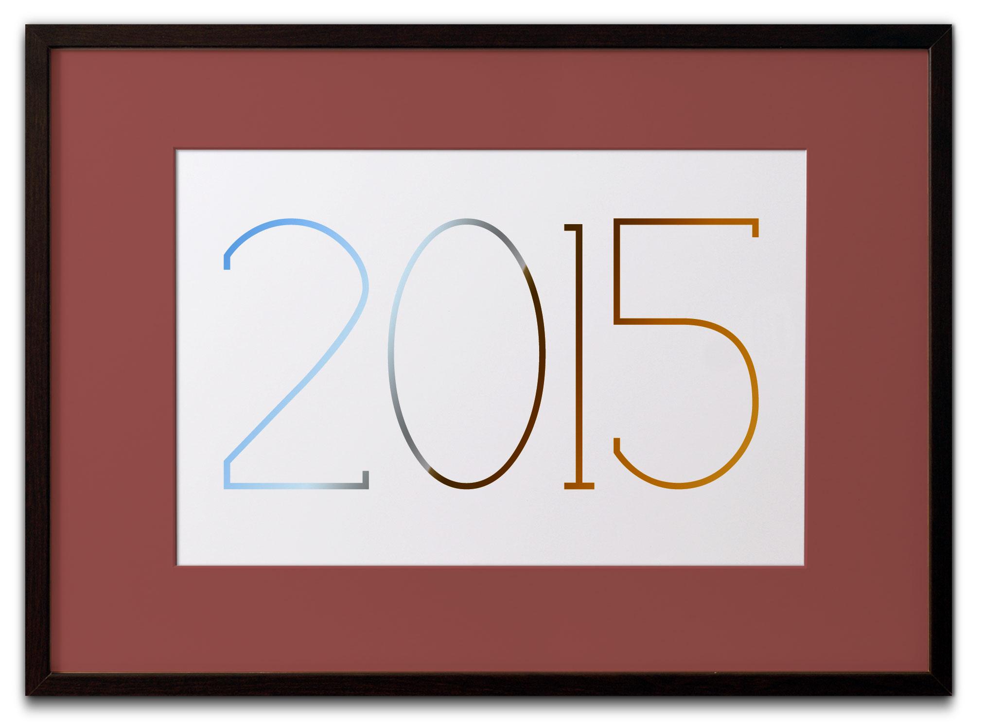 2015 RESOLUTIONS @ Stu-Art Supplies