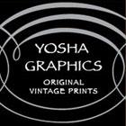 Yosha Graphics logo @ Stu-Art Supplies