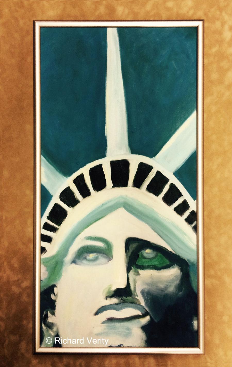 Richard Verity Liberty @ Stu-Art Supplies