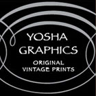 Yosha Graphics logo @ Stu-Art Supplies
