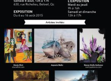 Exposition Collective Internationale