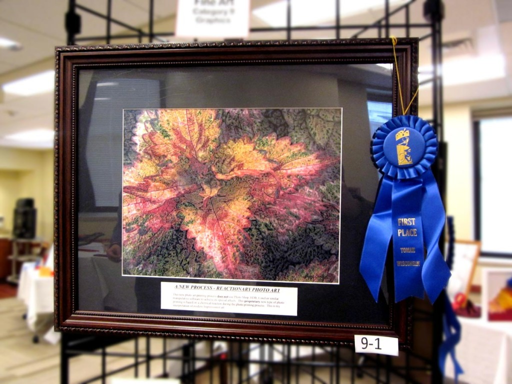 Larry Durfey Nature's Calico matted and framed @ Stu-Art Supplies